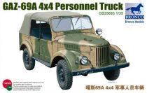 Bronco Russian GAZ69A makett
