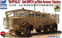 Bronco Buffalo 6x6 MPCV Slat Armour Version