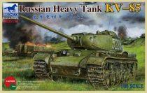 Bronco Russian Heavy Tank KV-85 makett