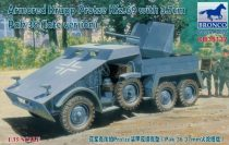 Bronco Armored Krupp Protze Kfz.69 with 3.7cm Pak 36 late makett