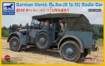 Bronco German Horch Fu.Kw.(K.fz.15) Radio Car makett