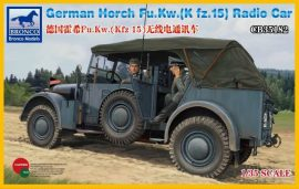 Bronco German Horch Fu.Kw.(K.fz.15) Radio Car