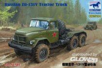 Bronco Russian Zil-131V Tractor Truck makett