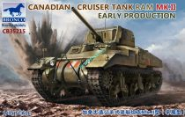 Bronco Canadian Cruiser Tank Ram MK.II Early Production makett