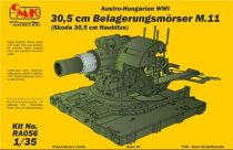 CMK 30,5cm Belagerungs- mörser M.11 makett