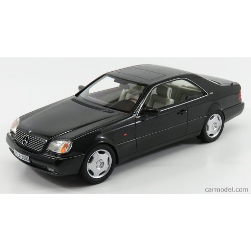 CULT-SCALE MERCEDES BENZ S-CLASS 600SEC COUPE (C140) 1992