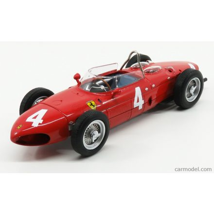 CMR FERRARI F1 DINO 156 SHARKNOSE N 4 WINNER BELGIAN GP PHIL HILL 1961 WORLD CHAMPION