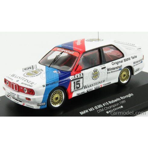 CMR BMW 3-SERIES M3 (E30) WRC TEAM SCHNITZER N 15 WINNER DTM SEASON 1992 R.RAVAGLIA
