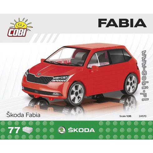 Cobi Škoda Fabia