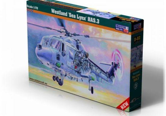 Mistercraft Westland Super Lynx HMA makett
