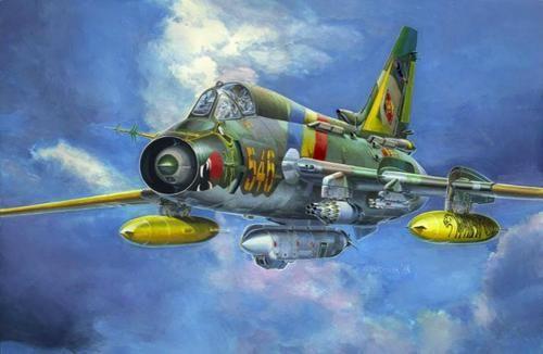 Mistercraft Su-22M4R 77 JBG makett