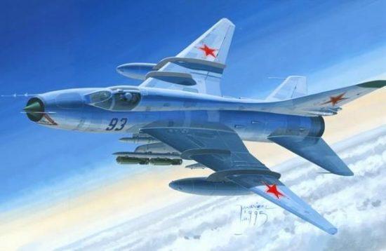 Mistercraft Su-17M3 Afganistan War makett
