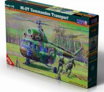Mistercraft Mi-2T Commandos Transport makett