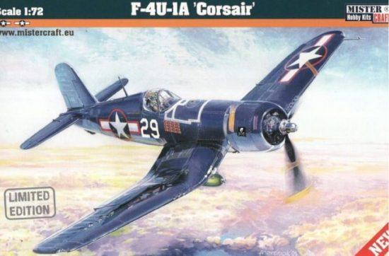 Mistercraft F-4U-1A Corsair makett