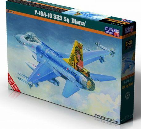 Mistercraft F-16A-10 323 Sq. Diana makett