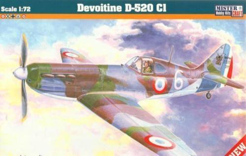 Mistercraft Devoitine D-520 Cl