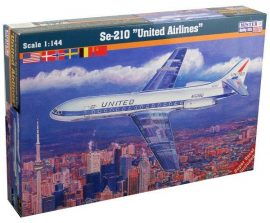 Mistercraft Se-210 United Airlines