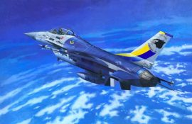 Mistercraft F-16A-15 Gunsmoke '85