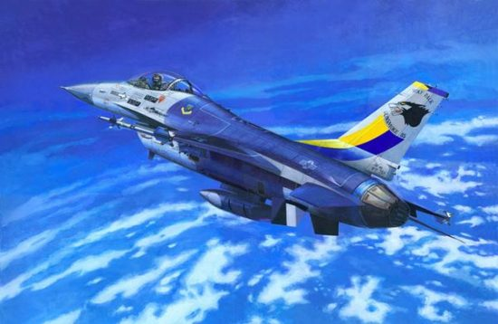 Mistercraft F-16A-15 Gunsmoke '85 makett