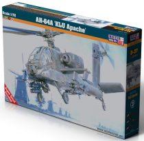 Mistercraft AH-64A KLU APACHE makett