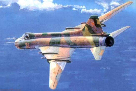 Mistercraft Su-17M2 Ural Guardian makett