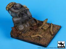 Black Dog Destroyed Pz.Kpfw 38 base