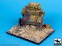 Black Dog Destroyed Pz.Kpfw II base