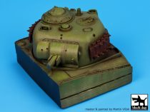 Black Dog Pacific Sherman turret base