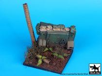 Black Dog Destroyed M 113 Vietnam base