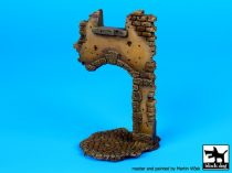 Black Dog Column with door base
