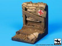 Black Dog Trench WW I base