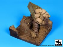 Black Dog Destroyed Sherman base