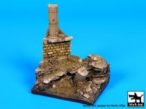 Black Dog Small column base