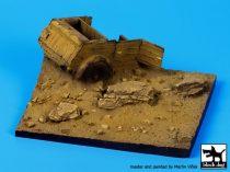 Black Dog Destroyed Kubelwagen base
