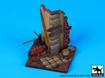 Black Dog House corner base N°2