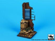 Black Dog House corrner N°3 base
