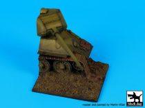 Black Dog Destroyed T 34 base