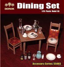 Diopark Dining Set