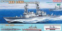 Dragon ROC Navy Kee Lung Class Destroye makett