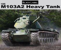 Dragon M103A2 Heavy Tank makett
