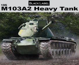 Dragon M103A2 Heavy Tank