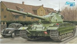 Dragon British Heavy Tank Conqueror Mark 2