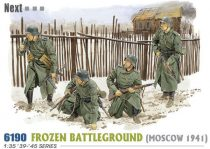 Dragon Frozen Battleground (Moscow 1941)