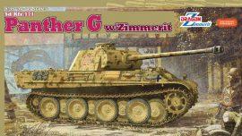 Dragon SdKfz.171 Panther G w/ Zimmerit
