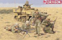 Dragon Afrika Korps Panzergrenadier El Alamein 1942