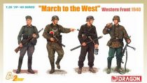 Dragon March to the West (Western Front 1940)