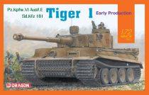 Dragon Pz.Kpfw.VI Tiger 1 Early version makett
