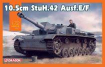Dragon 10.5cm StuH.42 Ausf.E/F makett