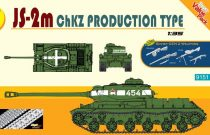 Cyber Hobby Soviet JS-2m ChZK Production Type makett