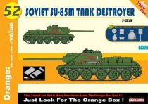 Cyber Hobby Soviet Su-85M Tank Destroyer makett